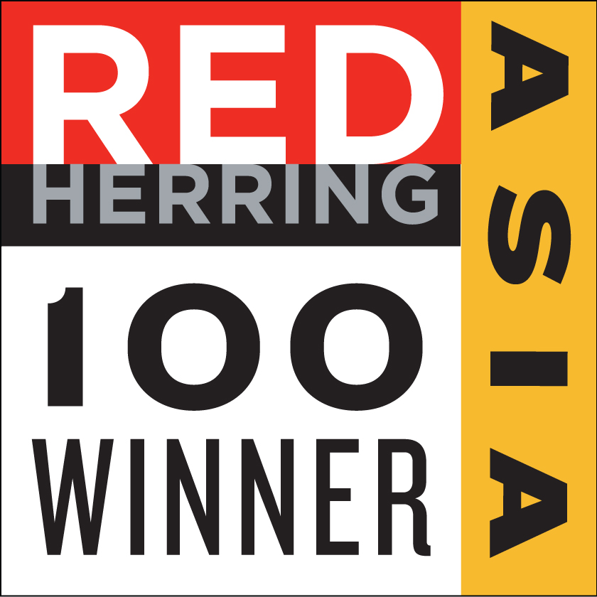 Red Herring Asia 100 Winner
