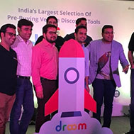 Launched Droom Discovery