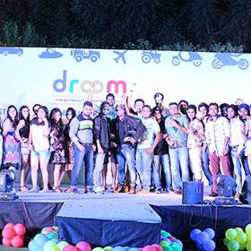 Parties at Droom