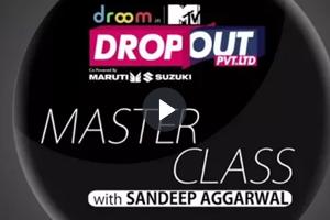 Master class with Sandeep Aggarwal
