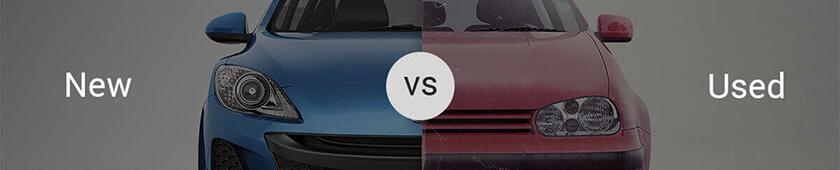 Buy New vs Used Car