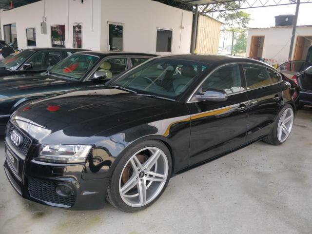 Audi A5 TFSI Quattro S-Line 2011