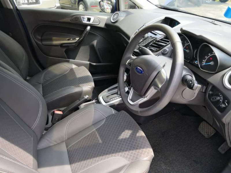 Ford Fiesta 1.0L ECOBOOST 2014