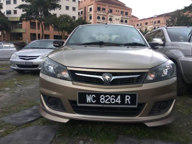 Proton Saga 1.3 FLX Standard (A) 2013