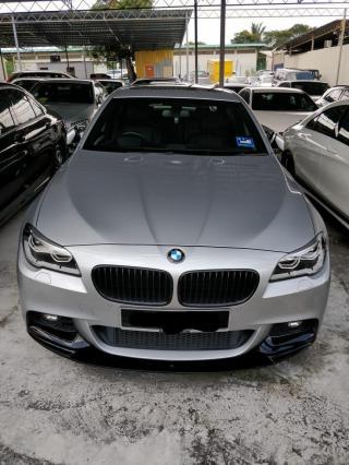 BMW 5 Series 528i 2.0 M Performance CKD (A) 2016