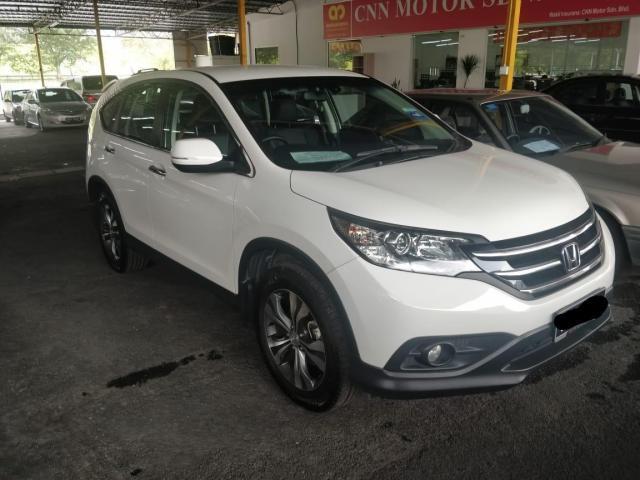 Honda CR-V 2.4L 4WD 2013