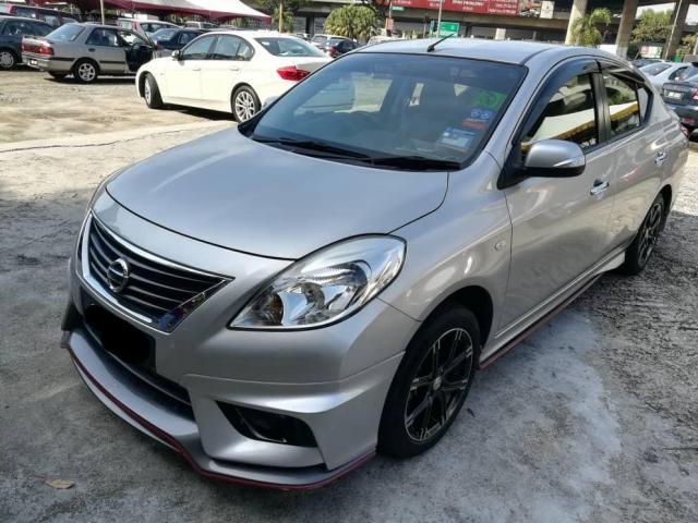 Nissan Almera 1.5 VL 2014