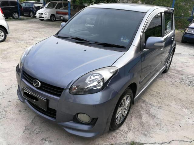 Perodua Myvi 1.3 SE AT 2009