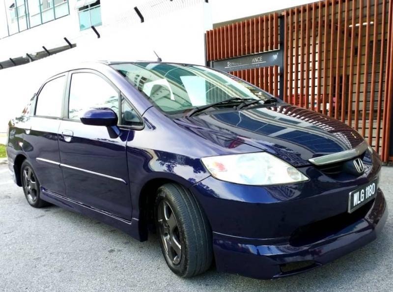 Honda City 1.5 Type Z Exi (A) 2003
