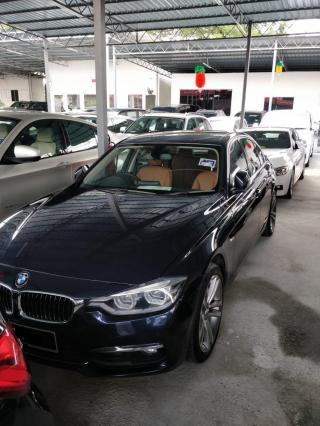 BMW 3 Series 318i Luxury 2017