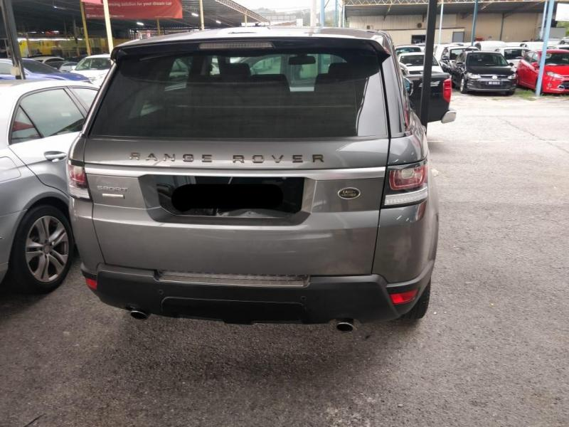 Land Rover Range Rover 3.0 Sports Supercharged 2014