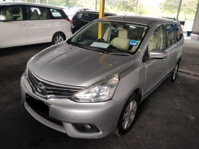 Nissan Grand Livina 1.8L AT 2014