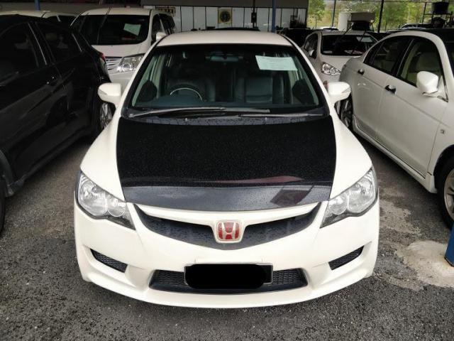 Honda Civic 2.0 i-VTEC 2006