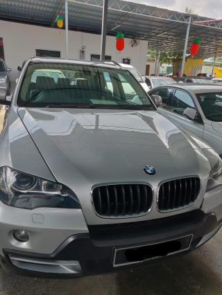 BMW X5 3.0 (A) 7 Seater CBU 2008