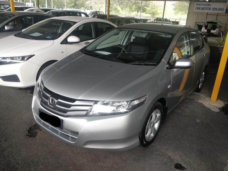 Honda City 1.5 S i-VTEC Sedan (A) 2011