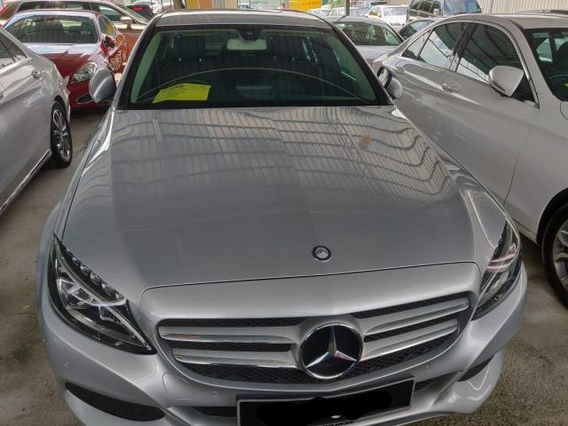 Mercedes-Benz C-Class C 200 Avantgarde 2016