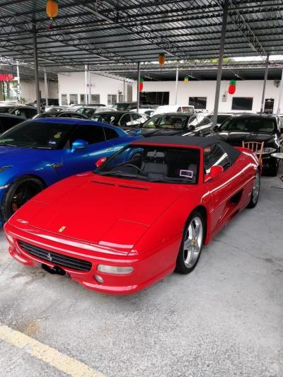 Ferrari 355 3.5 (M) 1995