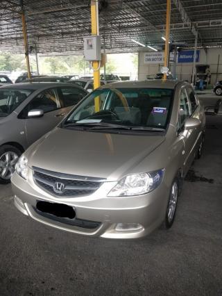 Honda City 1.5 S i-VTEC Sedan (A) 2006