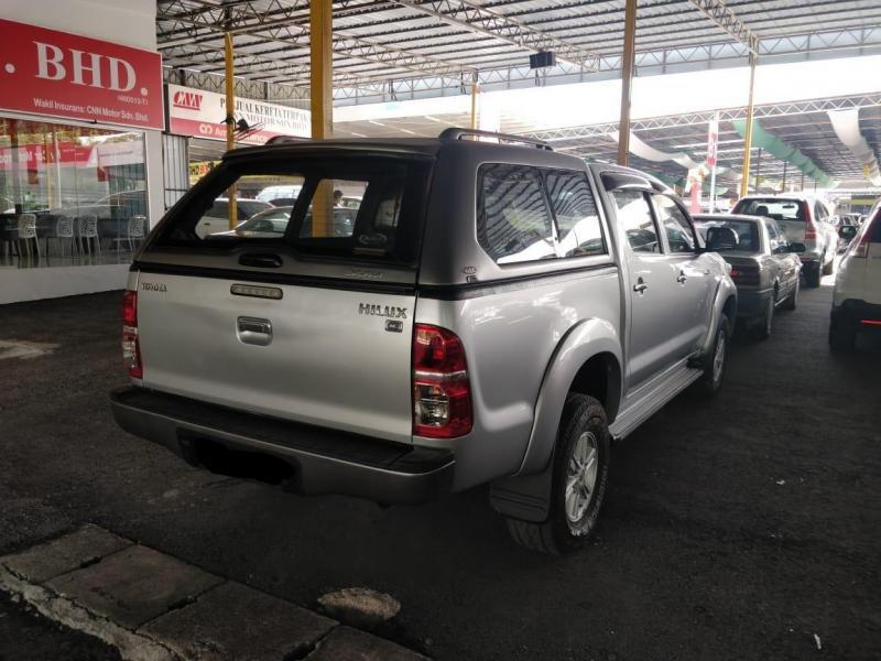 Toyota Hilux 2.5 VNT 2013