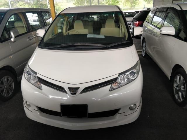 Toyota Estima 2.4 MPV (A) 2012