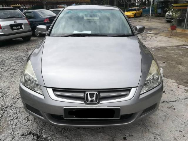 Honda Accord 2.0 i-VTEC VTi Sedan (A) 2005