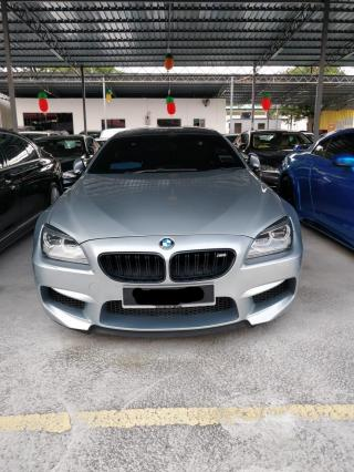 BMW M6 Gran Coupe M6 Gran Coupe 2013
