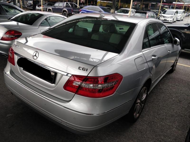 Mercedes-Benz E-Class E250 CGI 2009
