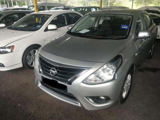 Nissan Almera 1.5 VL 2015