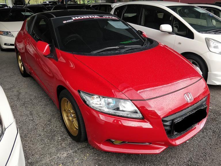 Honda CR-Z 1.5 Hybrid 2012