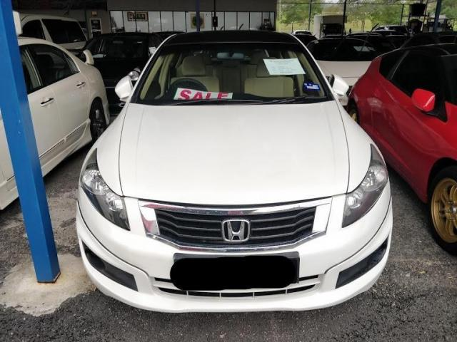 Honda Accord 2.0 VTi-L (A) 2009