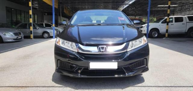 Honda City 1.5L E PLUS 2014
