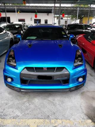 Nissan GT-R 3.8 Premium Edition Coupe 2009