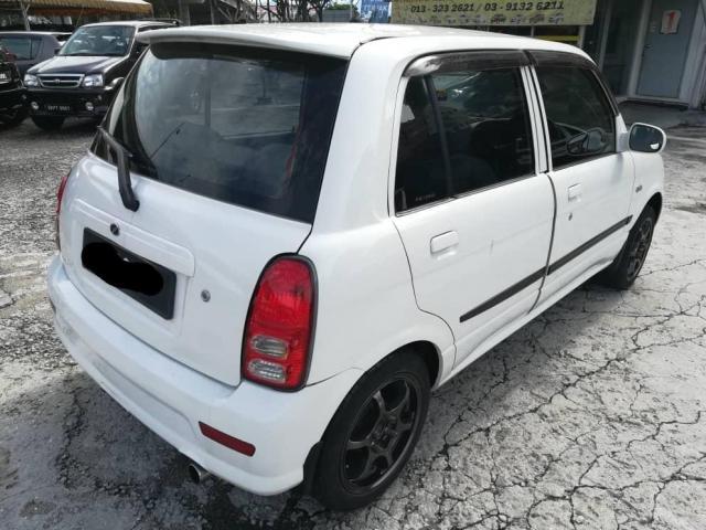 Perodua Kelisa EZ (A) 2006