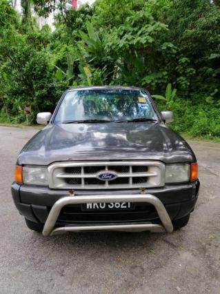 Ford Ranger 2.5 (A) Hurricane 4X4 2003