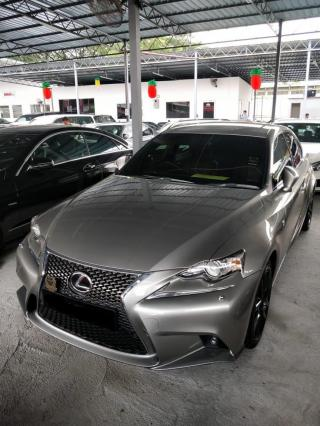 Lexus IS IS 250 F Sport 2013