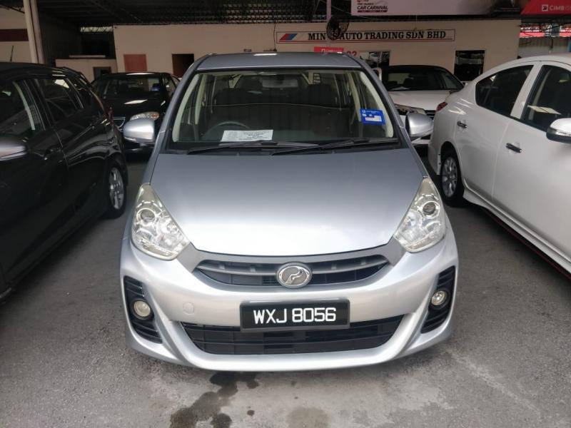 Perodua Myvi 1.5 SE AT 2012