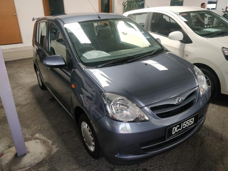 Perodua Viva 1.0 (A) 2013