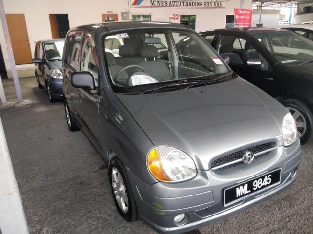 Hyundai Atos 1.0 Hatchback 2004