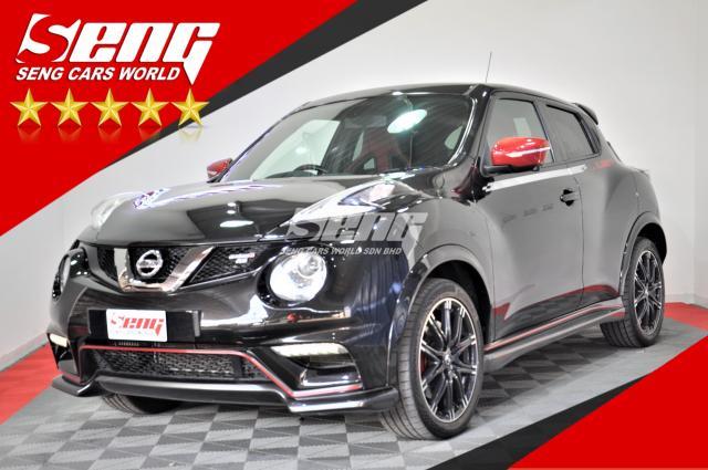 Nissan Juke 1.6 Nismo RS 2015