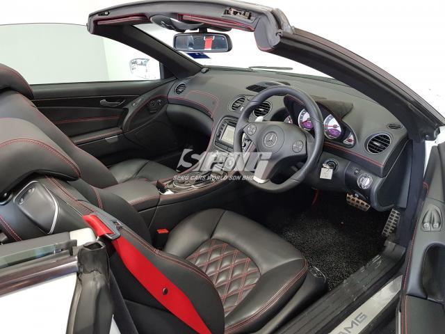 Mercedes-Benz SL-Class 55 AMG Convertible 2002