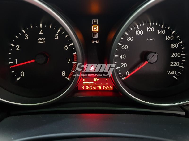 Mazda 3 Hatchback 1.6L 2012