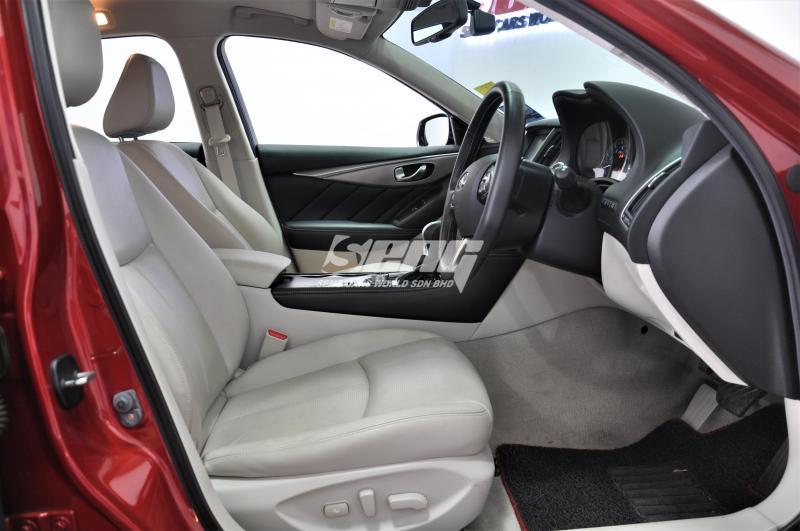 Infiniti Q50 2.0t GT Premium 2014