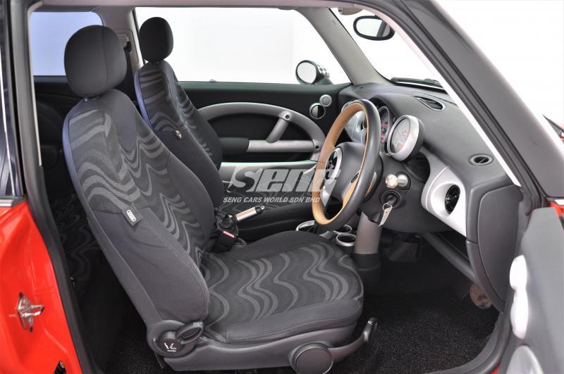 Mini Cooper S 1.6 Coupe 2 Door 2005