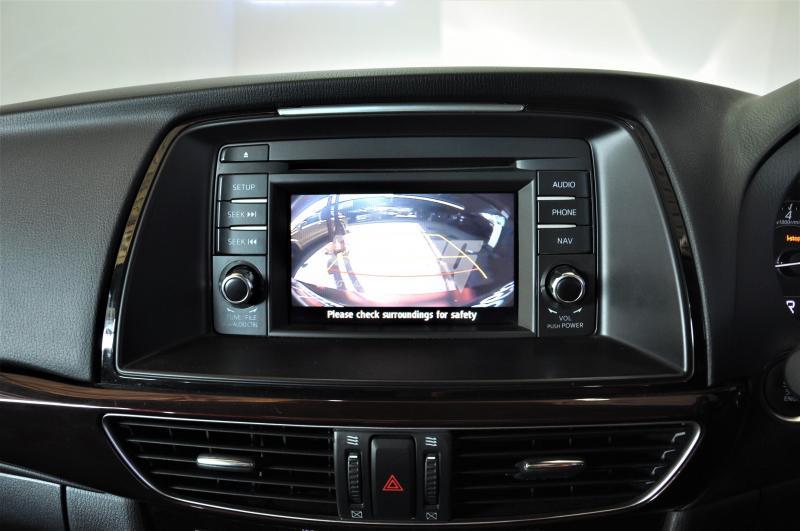 Mazda 6 Grand Touring 2.5 Wagon 2013