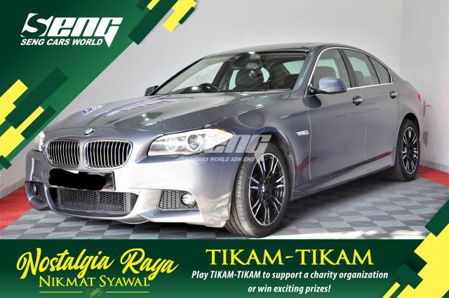 BMW 5 Series 535i 3.0 F10 2010