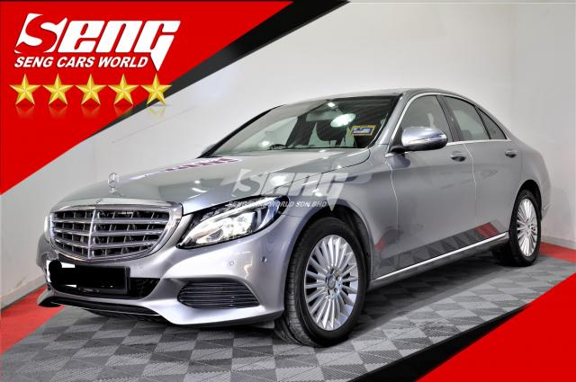 Mercedes-Benz C-Class C 250 2.0 Exclusive 2015