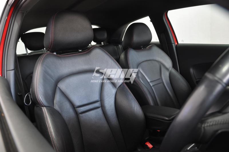Audi A1 1.4 TFSI S line 2011