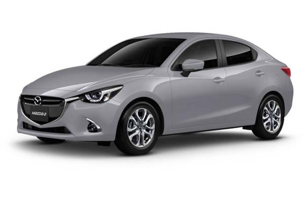 mazda 2 sedan 1.5 sedan with led lamp price in malaysia, ratings