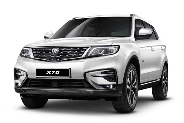 Proton X70 Price in Malaysia, Mileage, Reviews & Images