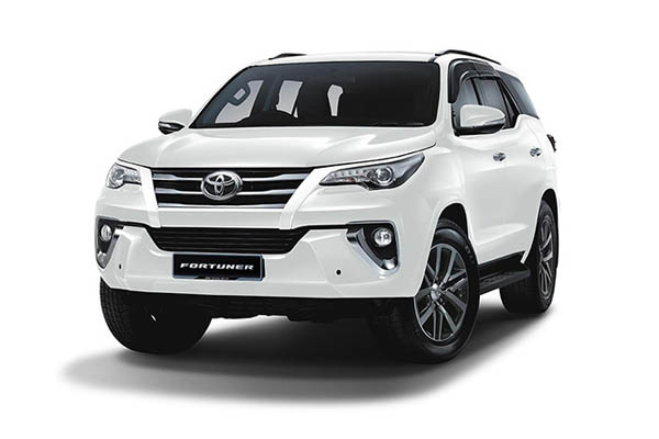 Toyota Fortuner 2 5G TRD Sportivo Price in Malaysia, Ratings
